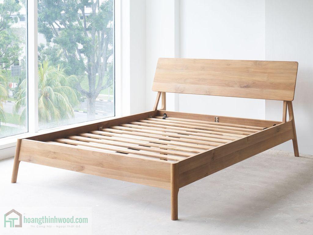 giường ngủ gỗ 03