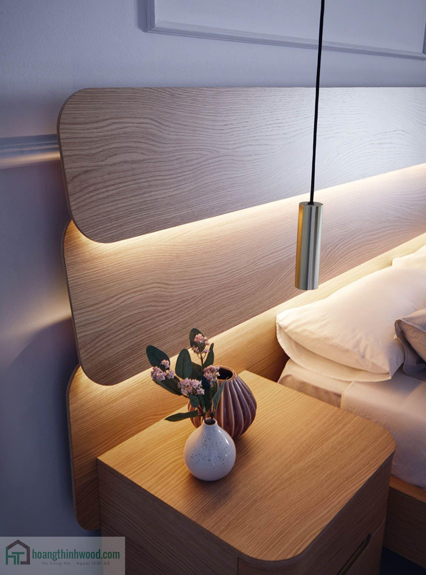 giường ngủ tự nhiên đẹp
