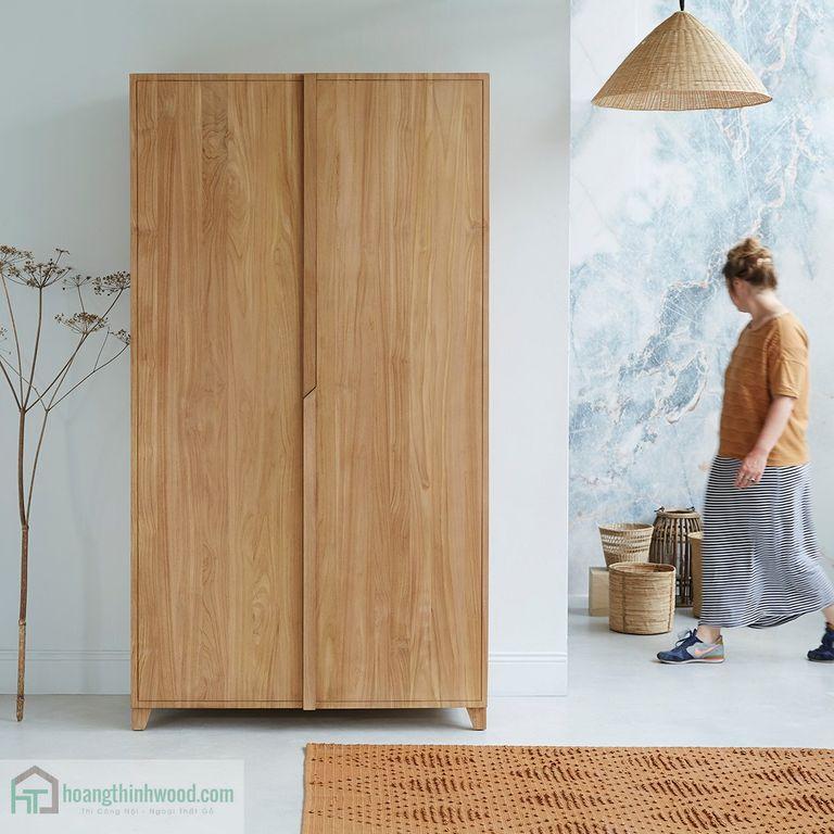 tủ áo gỗ hiện đại