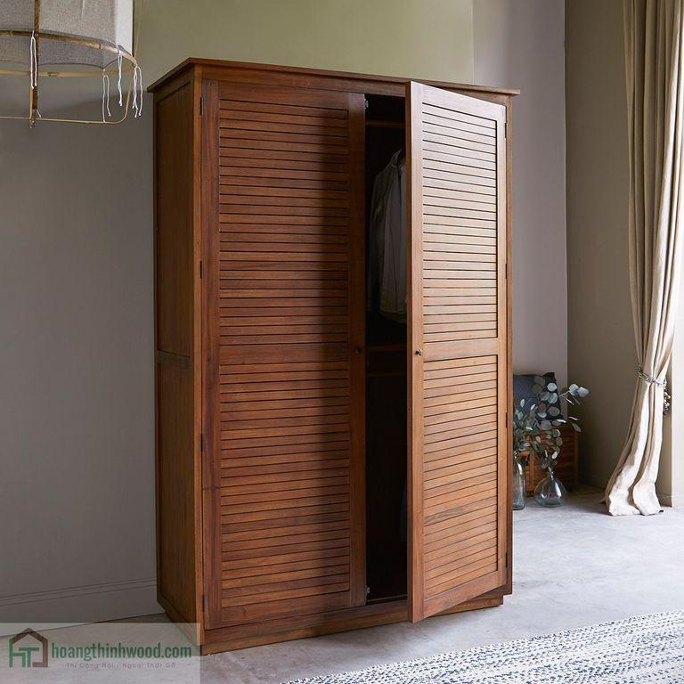 tủ áo gỗ đẹp