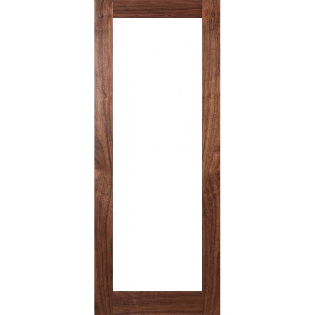 cửa gỗ óc chó 1 cánh