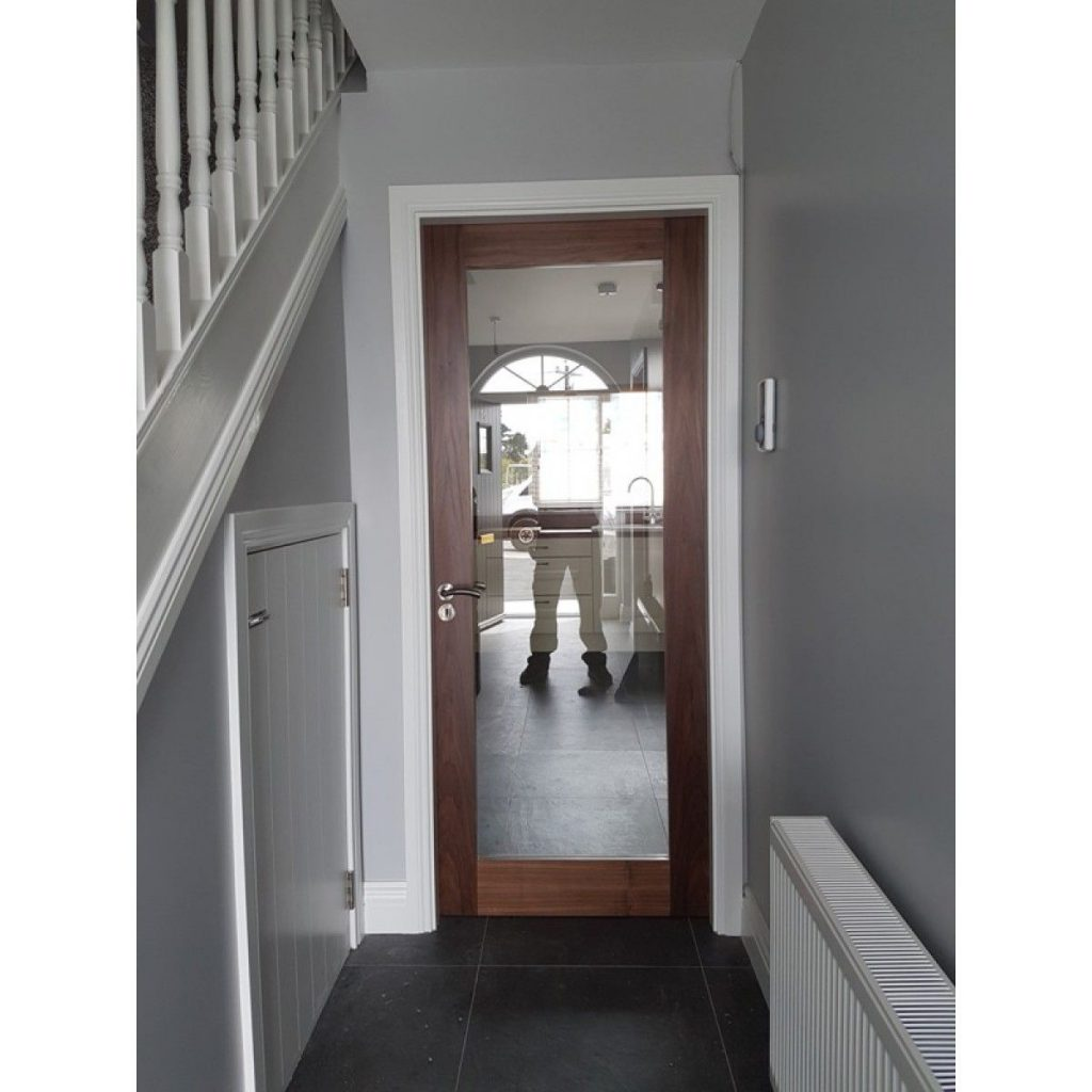 cửa gỗ 1 cánh