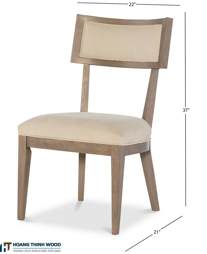 ghế ăn gỗ cổ điển