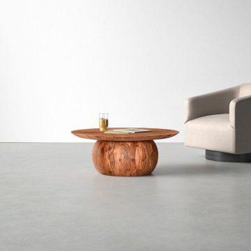 bàn sofa gỗ