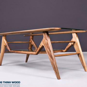bàn gỗ phòng khách